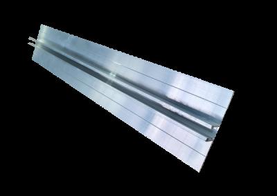 profil fotowoltaiczny mostek trapezowy T20 z lub bez-podklejenia